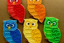 Decorated Cookies / by Nicki Cooley