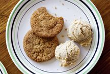 eats - Desserts! / by Leslie Foss
