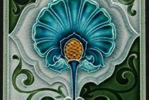 Art Nouveau / Examples of Art Nouveau design.