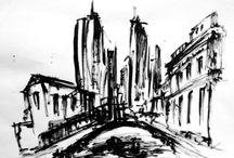sketch / #sketch #blackink #paper