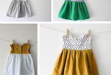Maken kleding baby