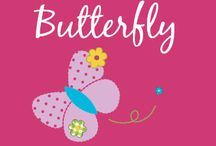 Butterfly Theme / by Hauck Fun for Kids