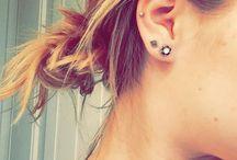 Piercing ucha