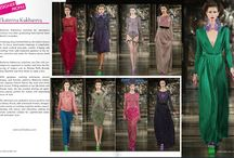 AW13/14 Press and Celebrities