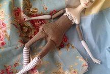 кукла смешаная