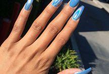 Dollystyle naglar