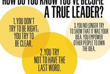 Leadership / by Vanessa Cruz