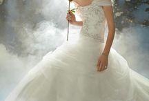 Disney fairy tale wedding  / by Shannon De Villiers