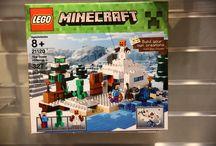lego maincraft