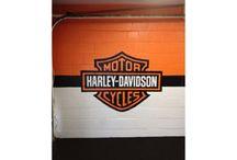 Harley Davidson / by Kaeli K