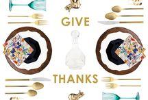 Thanksgiving / by Bernadette McAlvain
