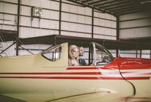 Ideas for Vintage Airport Shoot / Posing, lighting, and fashion