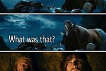 The Hobbit and LOTR !!!!