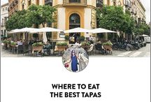 Traveling to Spain: Architecture, Food and Fun
