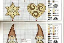 gnomes stitch