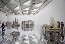 Lee Bul | Biennale Internationale Design Saint-Etienne 2015 / L'exposition de Lee Bul au Musée d'art moderne et contemporain de Saint-Étienne Métropole présente le travail prolifique et protéiforme d'une des figures les plus importantes de la scène artistique contemporaine coréenne.