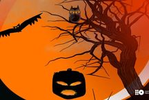 Halloween Wallpapers / Here's a collection of Halloween wallpapers created using Project330.com, a site where people can create wallpapers and Facebook cover photos and download any of them for free. / by Project 330