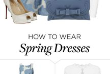Tavaszi Outfitek