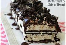 Lodowe ciasta