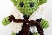 crochet - haha - well maybe someday  / by Kaleena Farmer