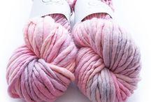 OvilabYarns -  Signature Chunky / Handspun & Handdyed yarn