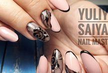 Nails owal