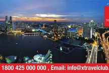 X! Travel Club / X! Travel Club is a one stop travel consultant specializing in holidays abroad.