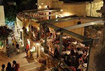 Bars and Restaurants at Naxos