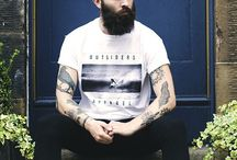 Beards/Tattoos/Hairstyles
