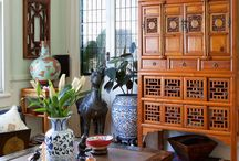 Decorating with Asian Antiques