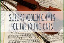 ~ Violin Teaching for Children ~