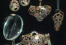 Steampunk Jewelry Making