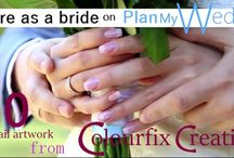 Couple Giveaways / A collection of vouchers and discounts available to couples on Plan My Wedding