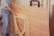 cărucior carat tabla