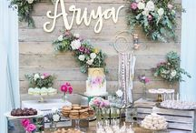 Bridal Shower Inspiration / Looking for inspiration for a bridal shower you're hosting? Thinking of having a themed bridal shower? This board is bursting with unique and fun bridal shower themes and ideas to help you plan yours.