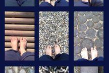 barefoot sensory path