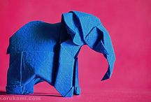 Himanshu Origami / Photographs of my work in Origami.
