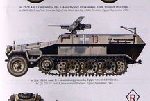 ww2 vehicles and tanks
