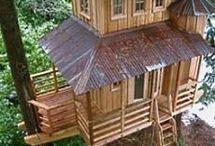 Treehouses / DIY