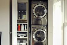 Home decorations - laundry room
