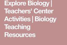 Biology Teaching