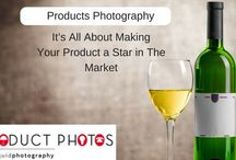 photography of products