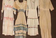 Post-WWI fashions