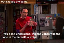 Got to love The Big Bang Theory!