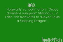 The one about harry potter
