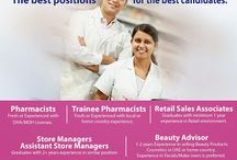 #UAE #Recruitment / #uaejobsLife   #jobsuae   #uaepharmajobs   #pharmajobsuae   #dubai-uae   #dubailife   #jobsearch   #jobseekers   #jobsearchtips   #jobsPharmacy   #dubaijobs   UAE looking for Pharmacists, Trainee Pharmacists, Store Managers, Sales Associates, Beauty Advisors. Forward your resume and credentials to hrd@life-me.com. Walk in interviews at Life Head Office in Al Barsha. To know more, call us on +971 4 3410008.