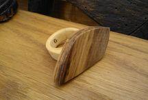 Geraldine Wood Rings 2 / Geraldine Wood Rings 2