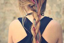 Hairstyles & hair hacks