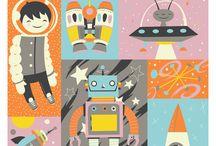 illust  - space-