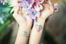 Tattoos / Just tattoos that I love